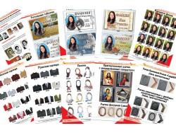 Каталог для заказа фотомедальонов