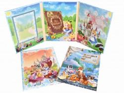Обложки для альбомов сад 2