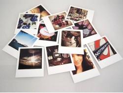 """Печать в стиле """"Polaroid"""""""