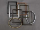 Алюминиевые с двойным полимерным покрытием.