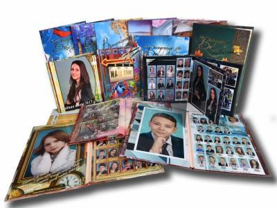 Выпускные альбомы для школ